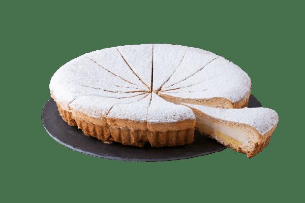 Torta Al Limone Dolce Vivere | Torte Pretagliate