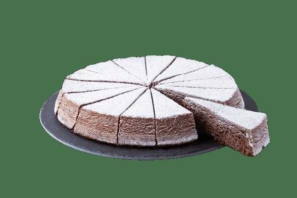 Torta Caprese Dolce Vivere | Torte Pretagliate