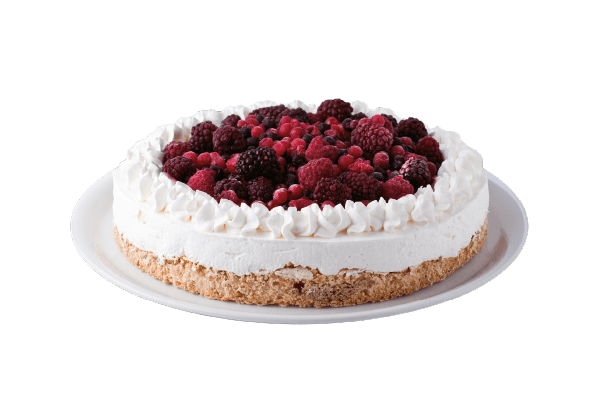 Torta Cheesecake Yogurt Frutti di Bosco Dolce Vivere