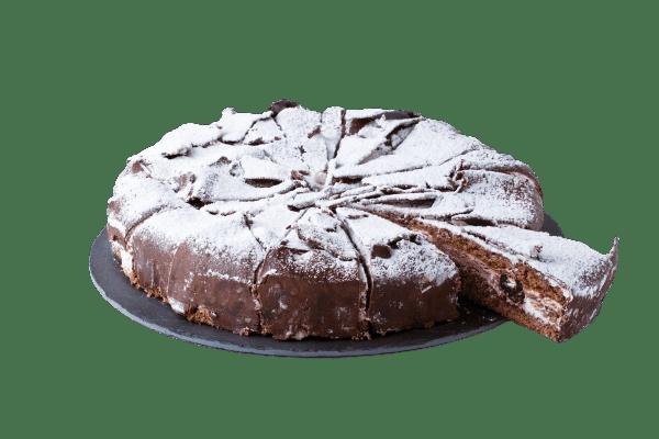 Torta Foresta Nera Dolce Vivere | Torte Pretagliate