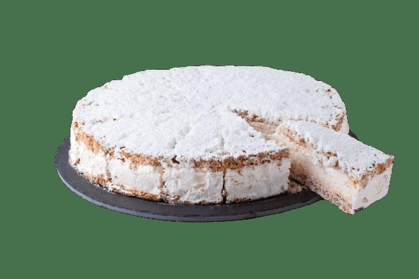 Torta Ricotta e Pere Meringa alla Nocciola | Torte Pretagliate
