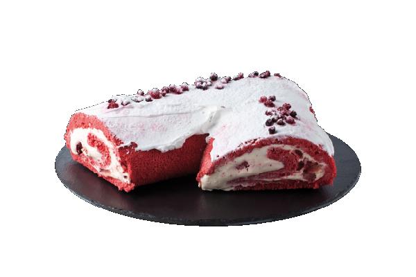 Tronchetto Rosso | Torte speciali Dolce Vivere