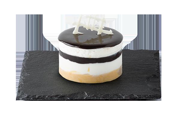 Monoporzione Cheesecake Cioccolato   Dolce Vivere